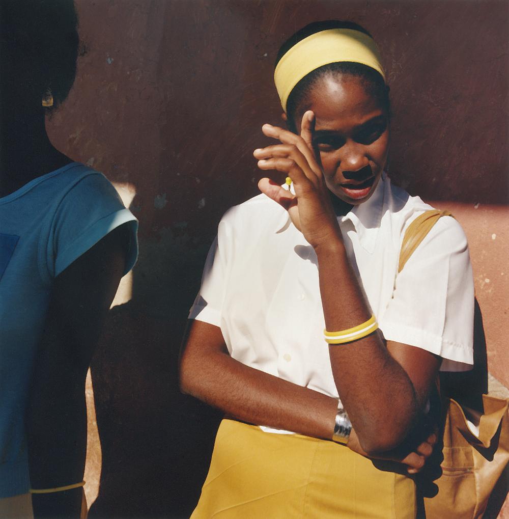 School Girl, Havana 1989