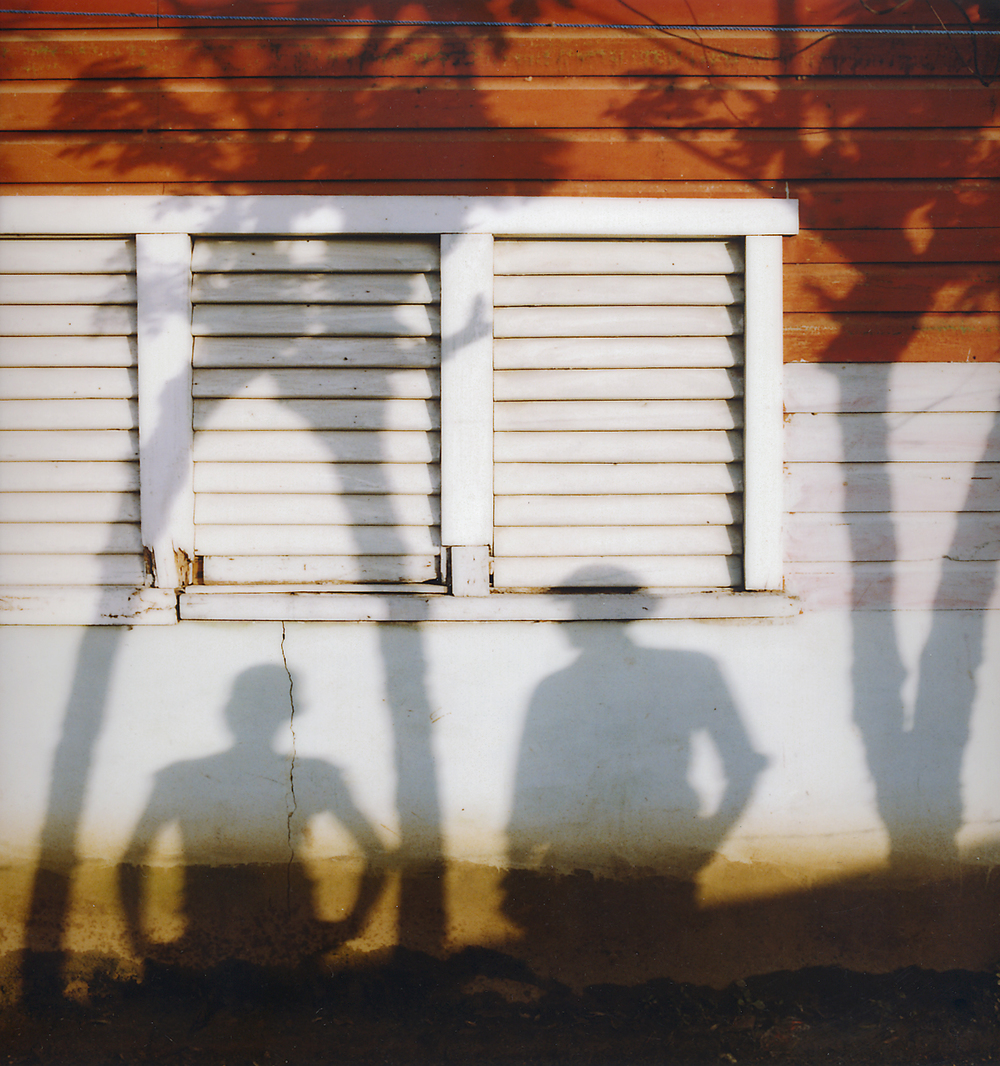 Shadows, Dominican Republic 1990