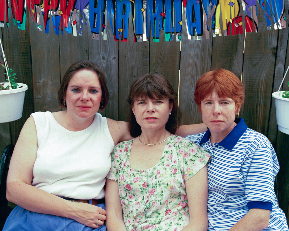 Mary, Jean, Maureen 1996