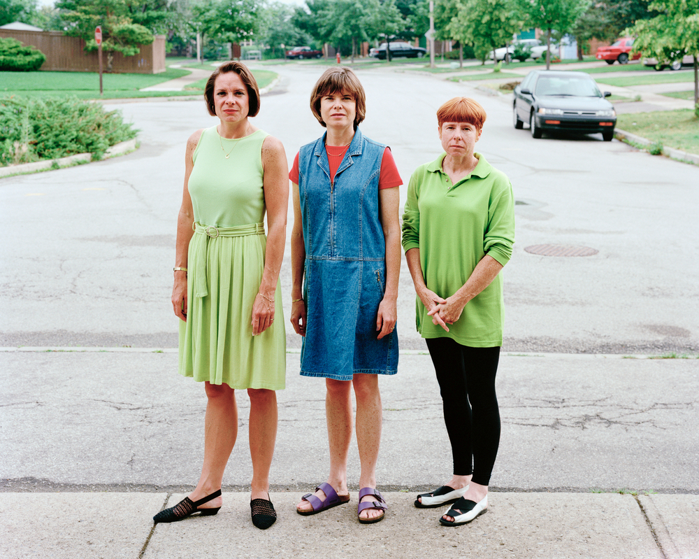 Mary, Jean, Maureen 2009