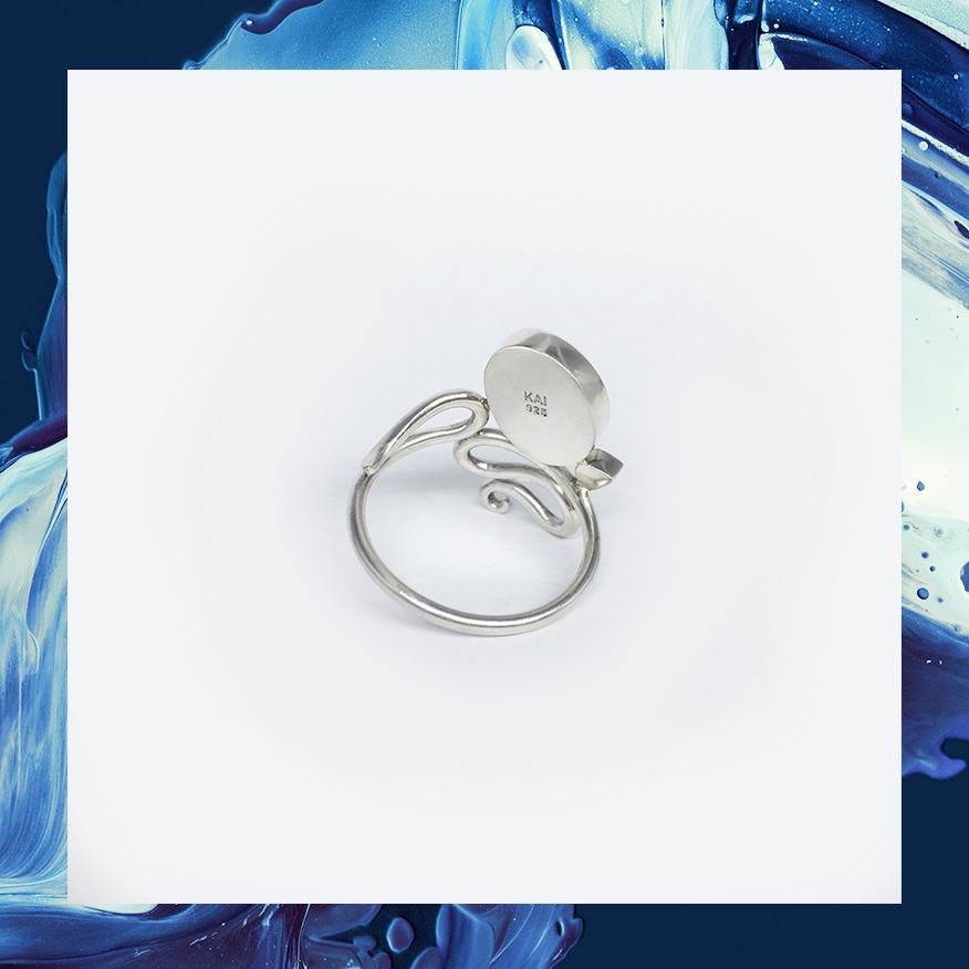 Treokai medusa ring