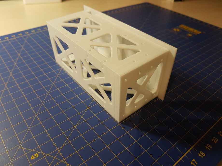 A 3D Printed Structure for the EASAT-2