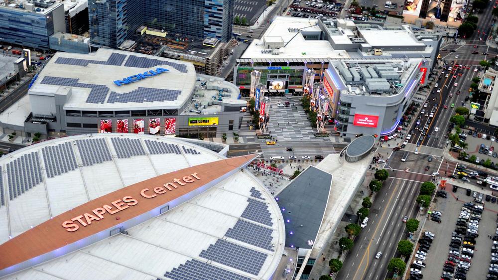Staples center master plan meis architects staples3g malvernweather Images