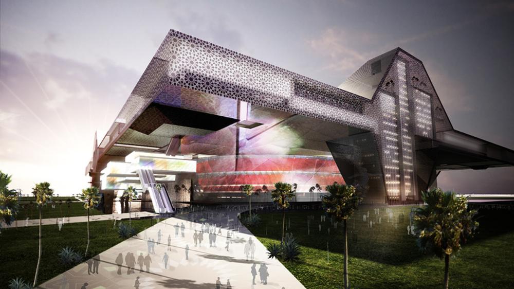 Sports City Stadium Meis Architects