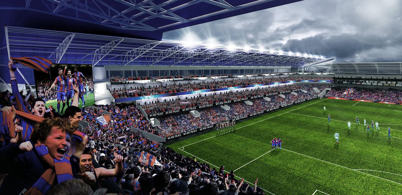 Image result for selhurst park stadium