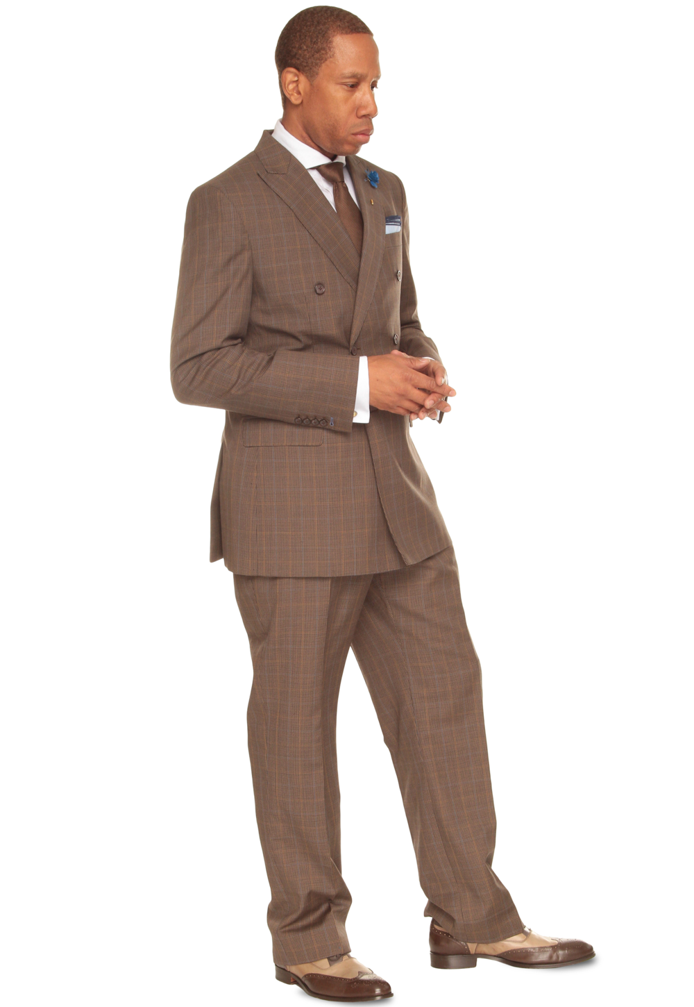 William Malcolm Luxe Collection Detroit Bespoke Custom Suit  www.WilliamMalcolmCollection.com