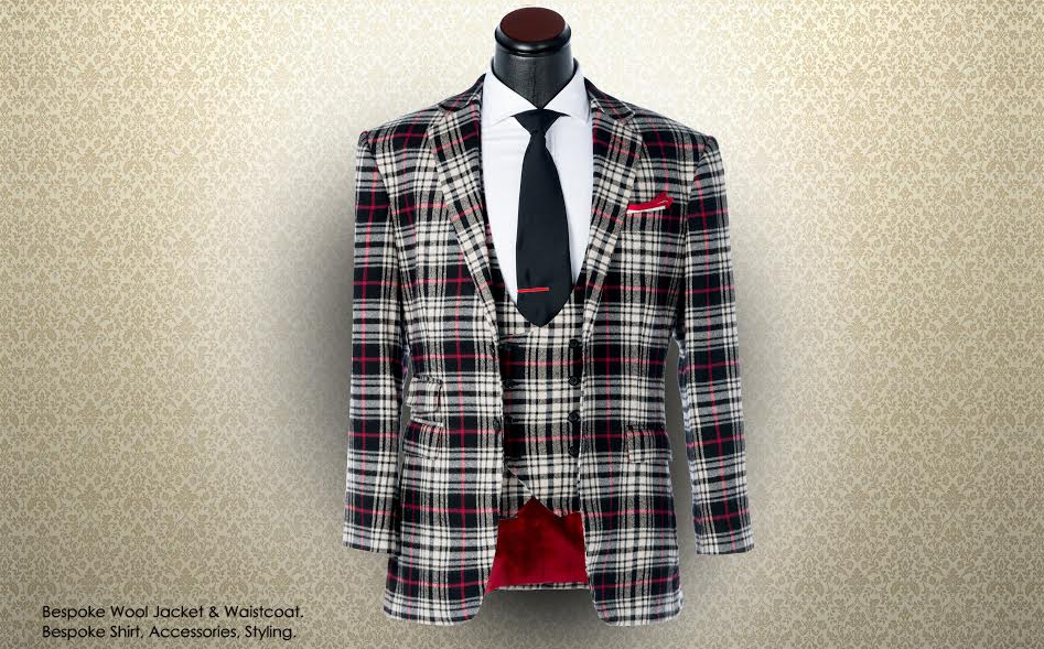 "Custom suit Detroit  William Malcolm Luxe Collection Bespoke Suit""  www.WilliamMalcolmCollection.com"