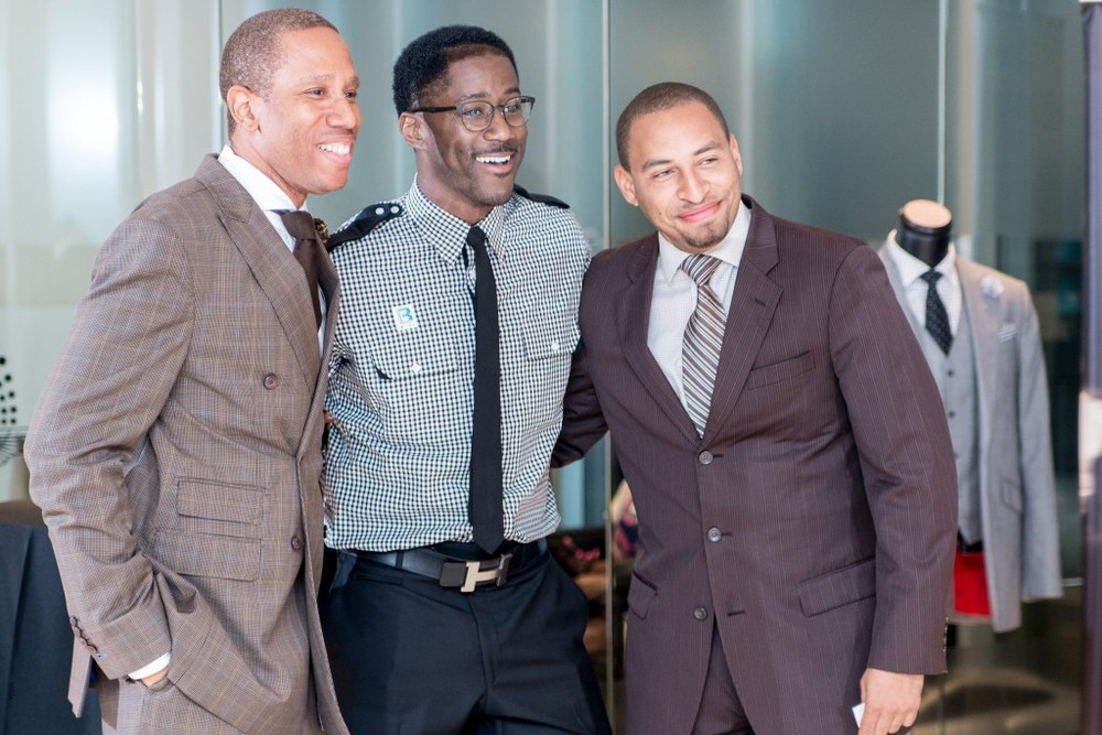 William Malcolm Luxe Collection & Aston Martin Event, Detroit Bespoke, Detroit Custom Suits