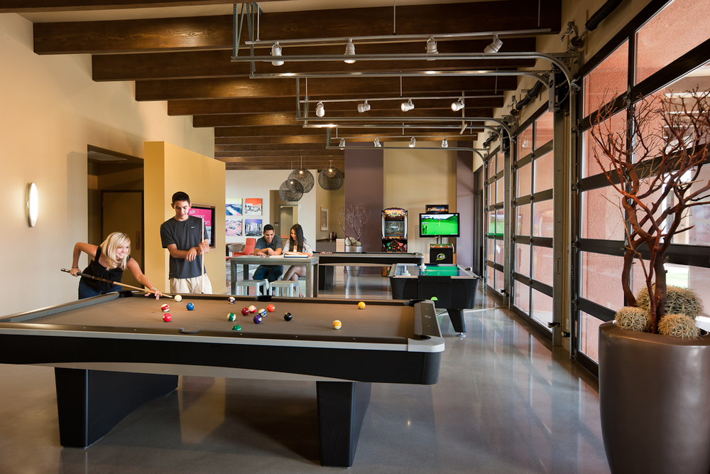 UNM Lobo Village_Game Lounge_Sixthriver Architects.jpg