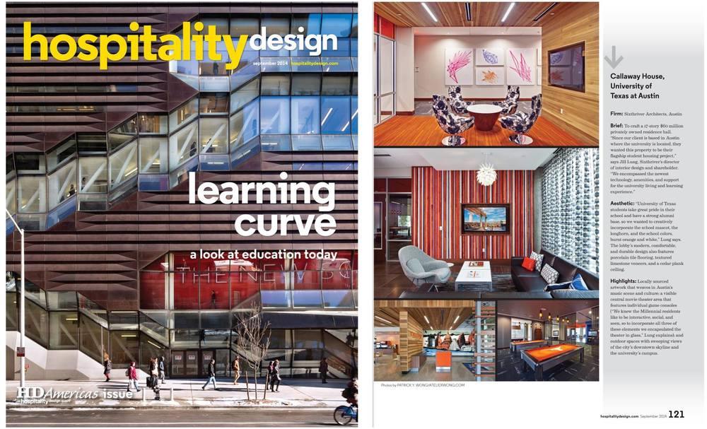 Via Hospitality Design Magazine