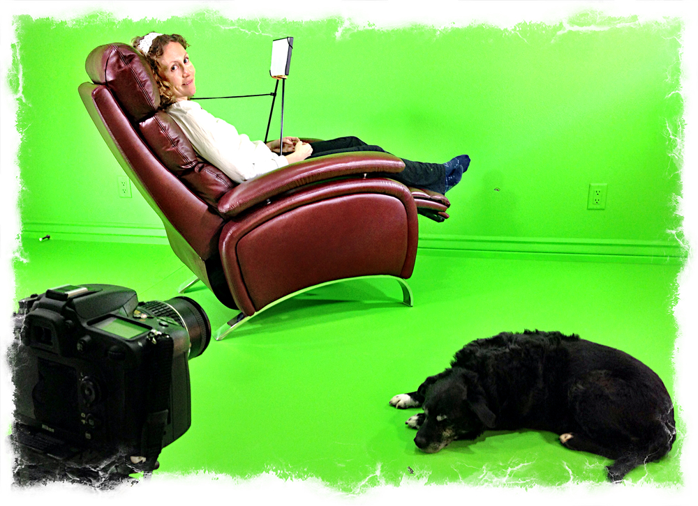 green screen for video and movie making