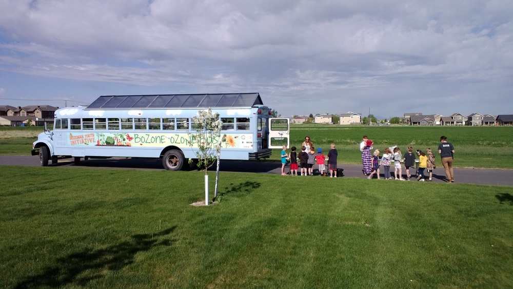 The BOB bus started as the idea of a couple of teenagers. It's now a reality for thousands of kids.