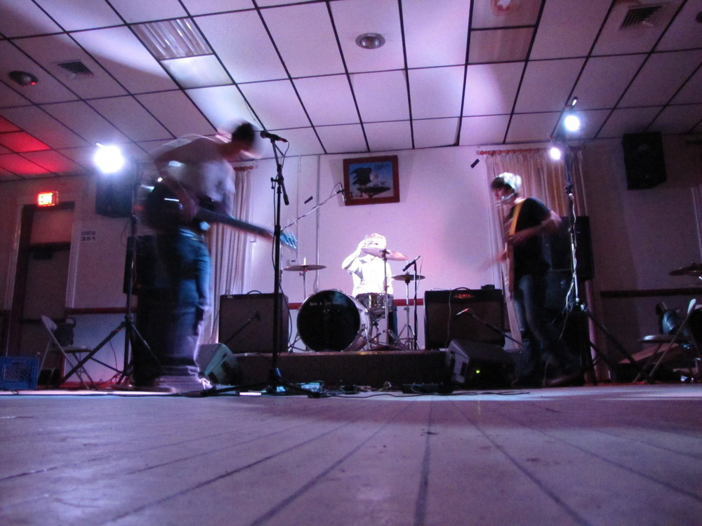 Missoula band Have a Nice Coma at the Gallatin Labor Temple.