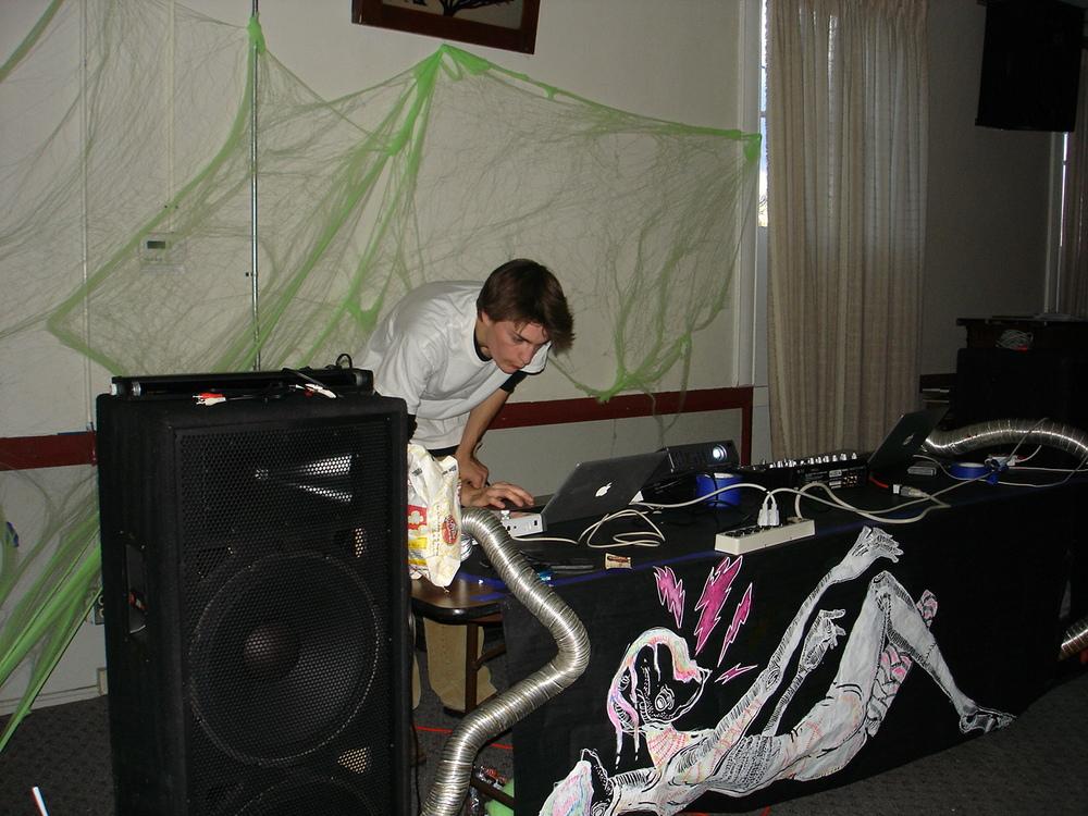 Patrick Murphy, aka DJ Wizard Murph.