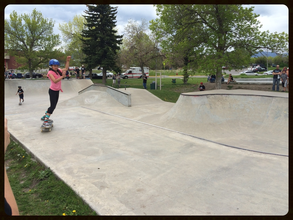 "BY PARTNERING WITH FOUNDANT TECHNOLOGIES & THE BOZEMAN AREA COMMUNITY FOUNDATION ON THE YOUTH GIVING PROJECT, BYI IS ABLE TO GREATLY EXTEND THE REACH OF OUR WORK MENTORING, SUPPORTING & FUNDING YOUTH-DRIVEN COMMUNITY PROJECTS, LIKE THE 2015 PROJECT SKATEPARK, A VOLUNTEER-LED CLEAN-UP OF A LOCAL SKATEPARK AND AN ALL-AGES SKATEBOARD COMPETITION TO RAISE MONEY FOR THE PARK FUND - CONCEIVED AND EXECUTED, WITH HELP FROM BYI,  BY STUDENT IN CASSIE UBALDO'S ""FRESHMAN STRATEGIES"" CLASS AT BOZEMAN HIGH SCHOOL."
