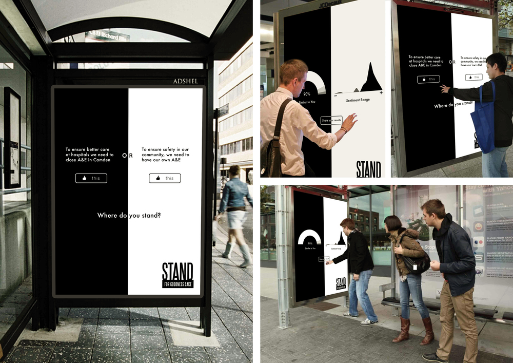 Interactive Billboards