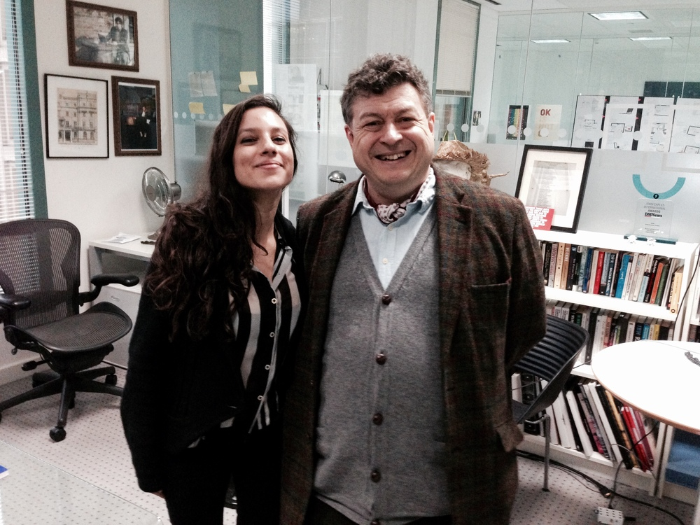 Rory Sutherland and I