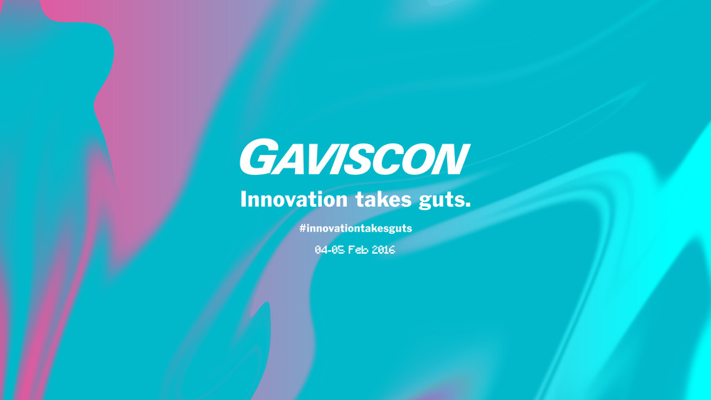 Gaviscon - Innovation Takes Guts