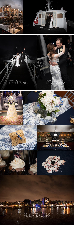 Newport Beach Wedding, Yacht Wedding, California Wedding Photographer, wedding photography by Alissa Esposito Photography www.alissaesposito.com