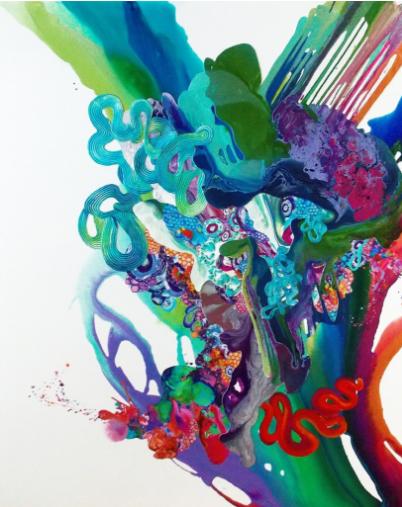 Kimberly Berry, Television Dreams of Tomorrow, 2015-2016, Gallery Elena Shchukina