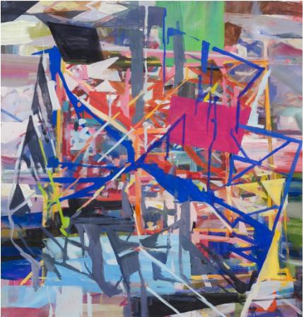Fortune, 2016, Gallery Elena Shchukina