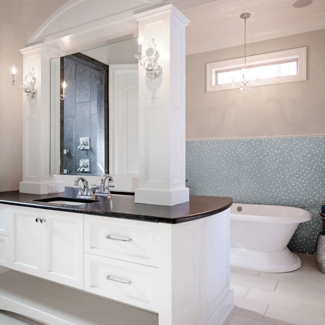 Learn Whats New In Bathroom Interior Design