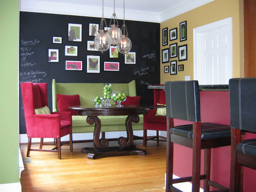 Interior Design Color Trends for 2015 : color-interior-design - designwebi.com