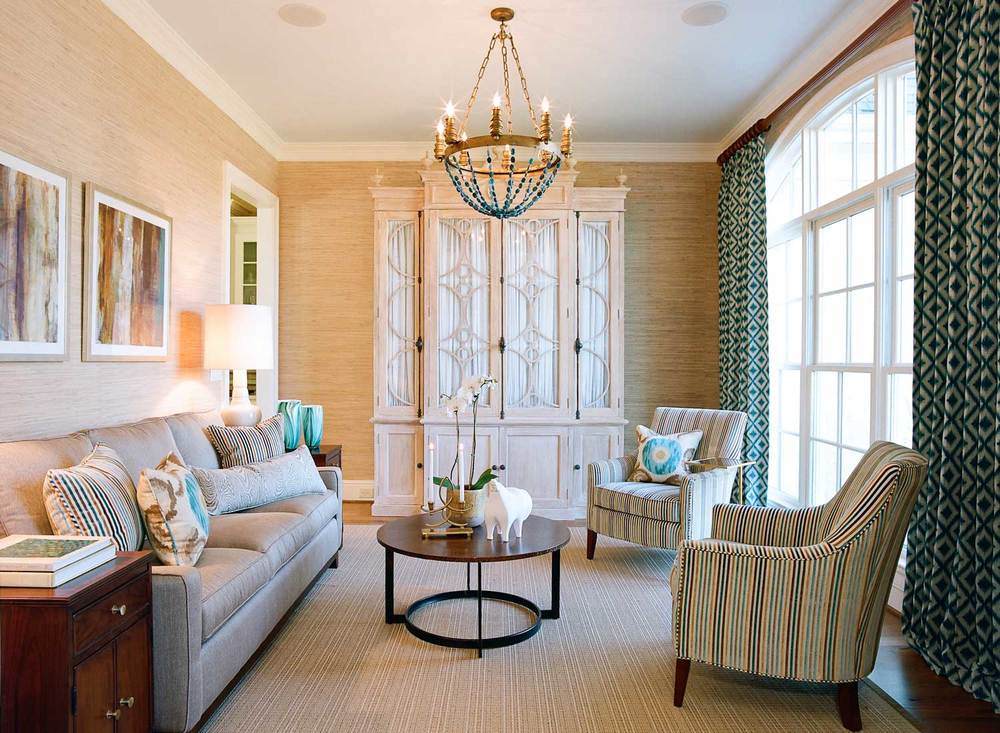How interior design color palettes can help define a space - Interior decorating color palettes ...