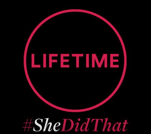 Lifetime #SheDidThat Sari Rosenberg