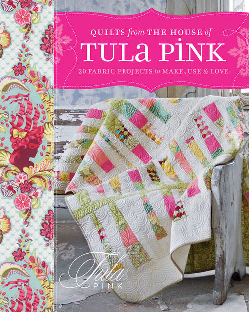 Quilts from the House of Tula Pink — Tula Pink : tula pink houndstooth quilt pattern - Adamdwight.com