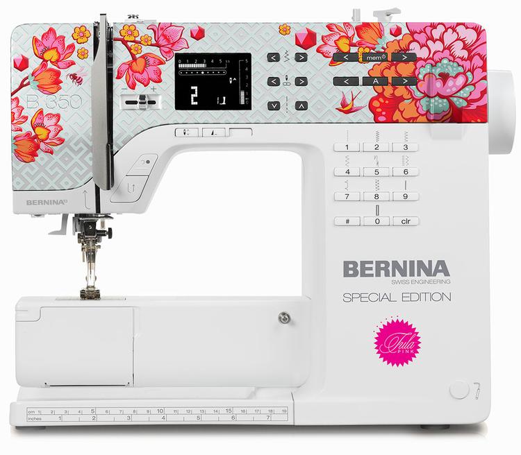 BERNINA B40SE Tula Pink Stunning Where To Buy A Bernina Sewing Machine