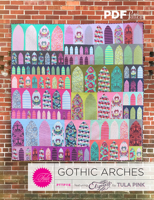 Gothic Arches Tula Pink