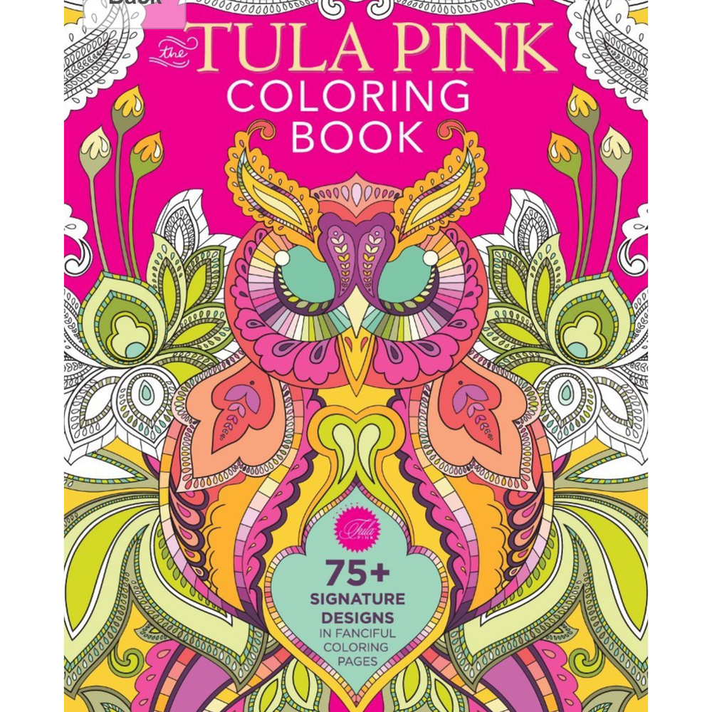 The Tula Pink Coloring Book — Tula Pink