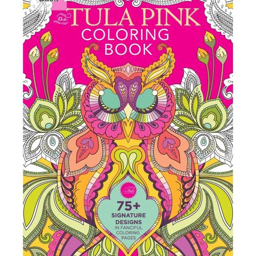 The Tula Pink Coloring Book Tula Pink