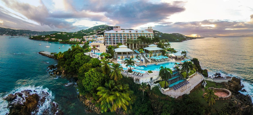 Frenchman's Reef Marriott, a beautiful place to stay