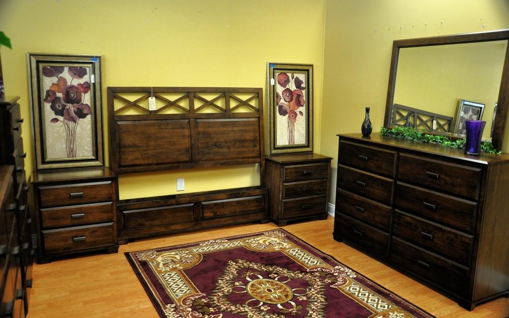 Complete bedroom sets (sold)