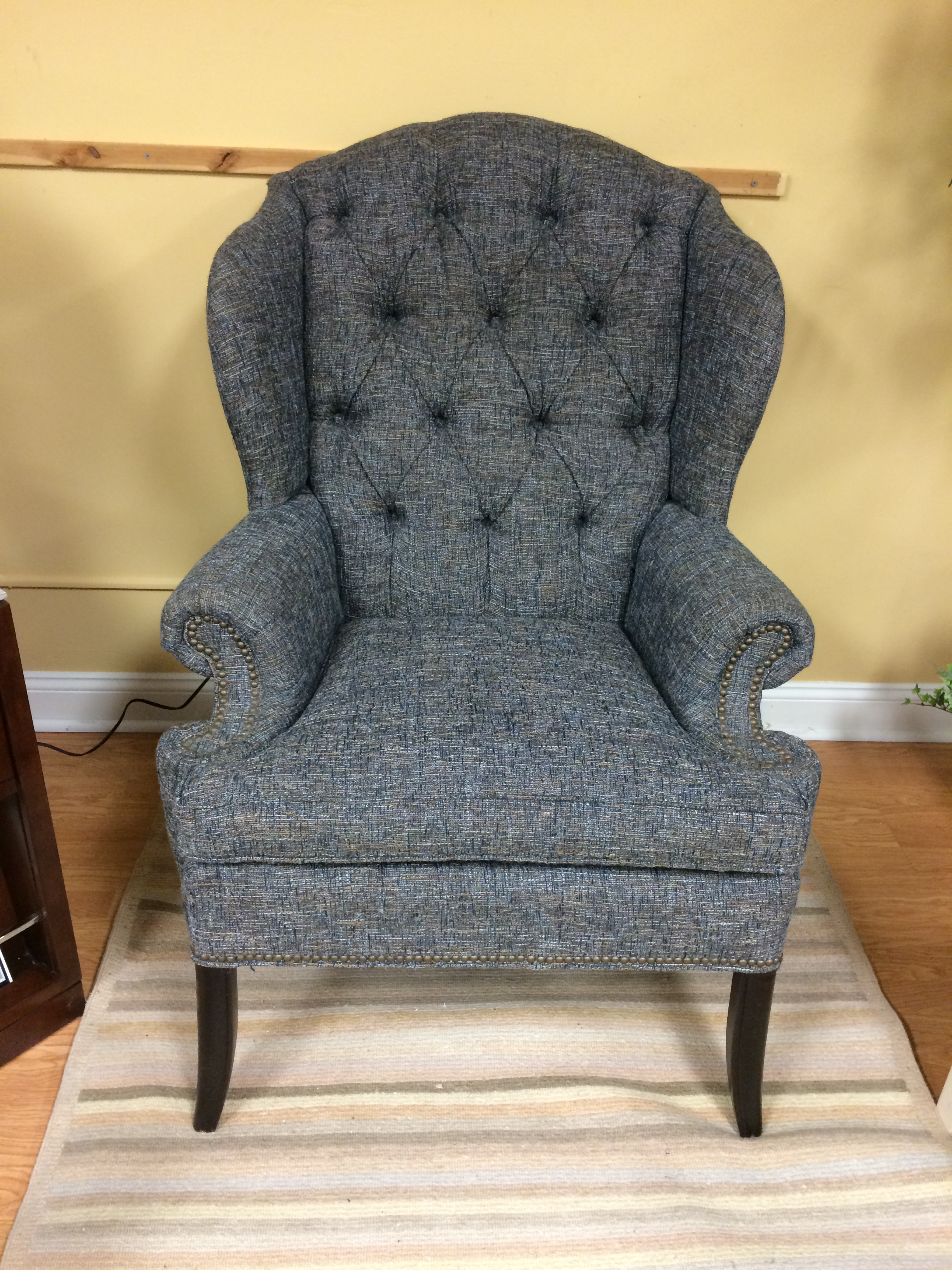 Thomasville Corbett Wing Back Chair