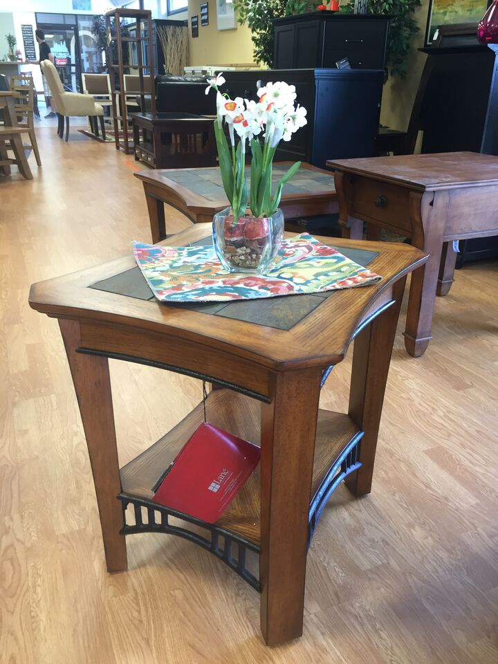 Lane Breckenridge End Table