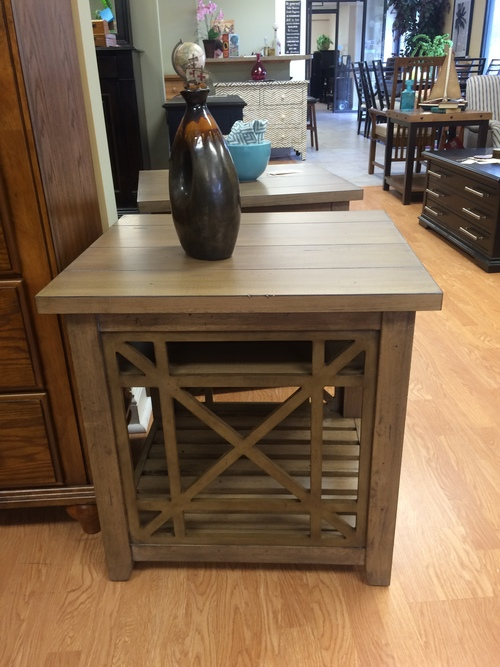 Broyhill Frasier End Tables Furnish This Fine Home Furnishings - Frasier coffee table