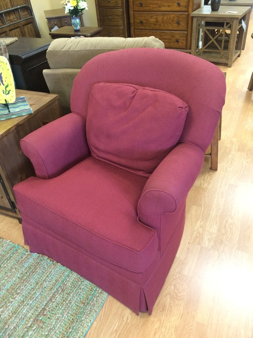 Thomasville Stella Swivel Chair — Furnish This - Fine Home ...