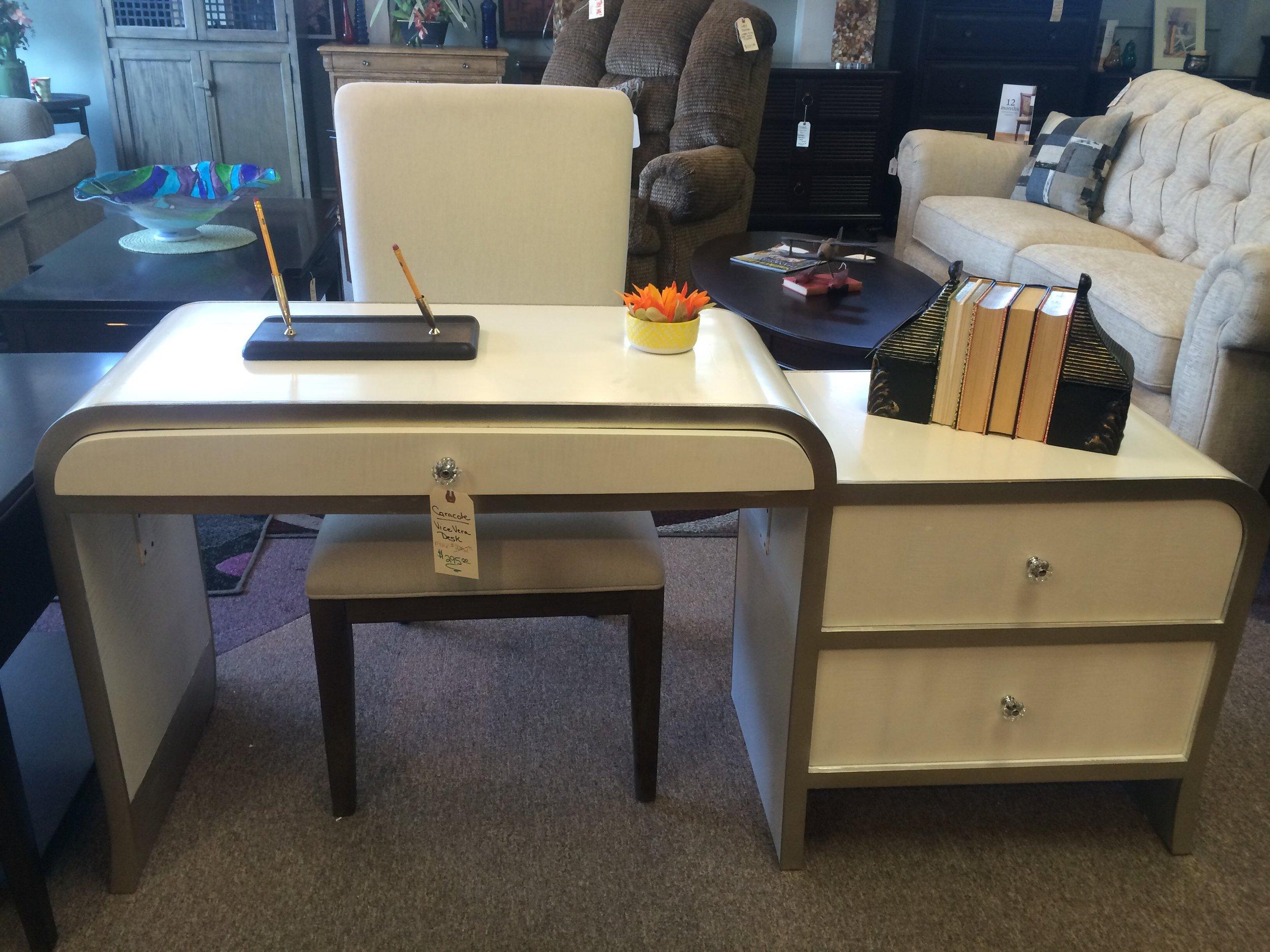 Caracole Vice Versa Desk *SOLD* U2014 Furnish This   Fine Home Furnishings |  3109 Hillsborough Road, Durham NC