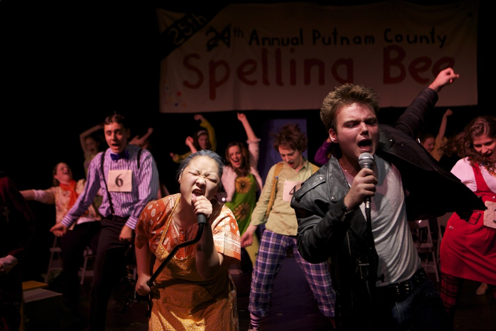 The 25th Annual Putnam County Spelling Bee  | Toronto Youth Theatre | 2011 | Photo by Transon Fernande
