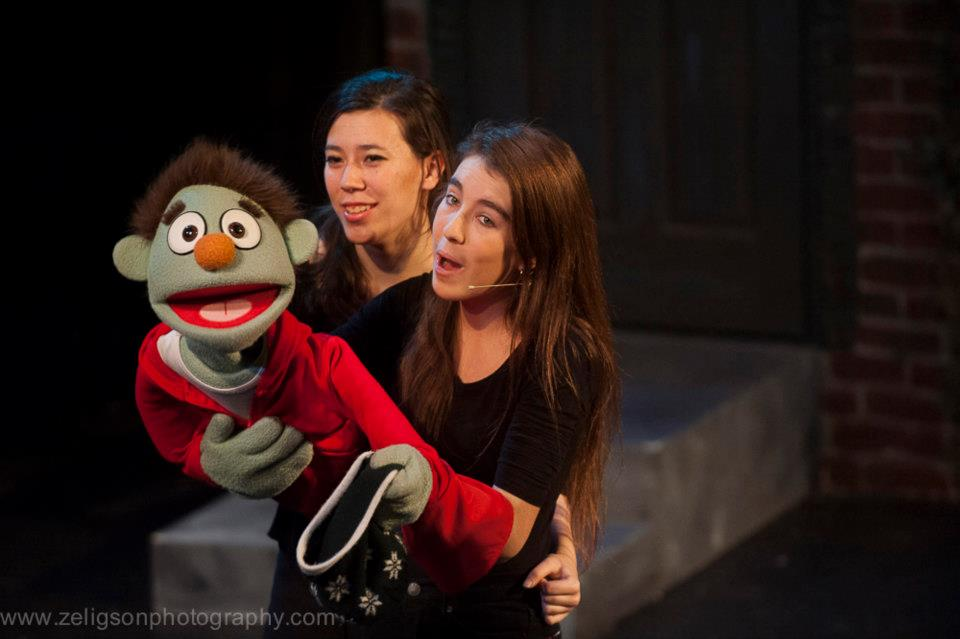 Avenue Q  | Toronto Youth Theatre | 2012