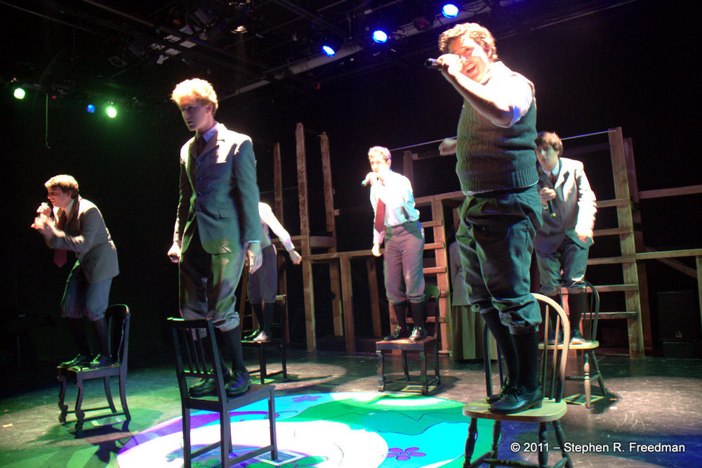 Spring Awakening  | Toronto Youth Theatre | 2011 | Photo By Stephen R. Freedman