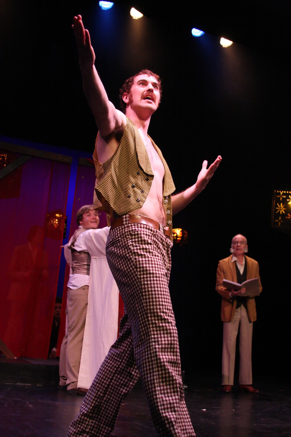 A Midsummer Night's Dream  | Hart House Theatre | 2009 | Photo by Daniel DiMarco