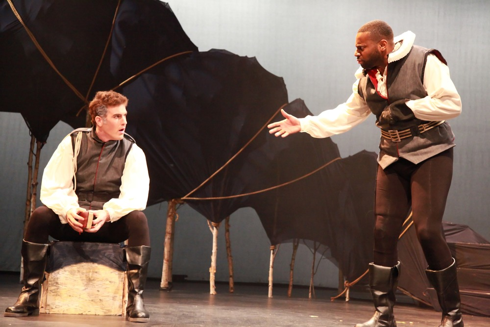 Richard III  | Hart House Theatre | 2010 | Photo by Daniel DiMarco