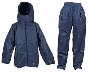 Kids Waterproof Jackets and Trousers Sets From Dry kids