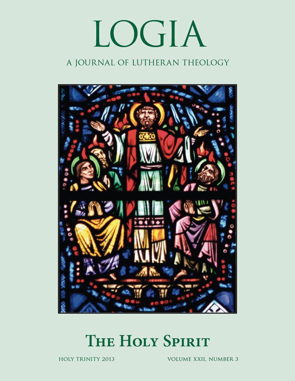 Cover Trinity 2013