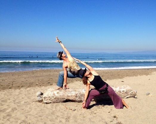 Heidi Michelle & Heidi Dietrich Living Yoga in Costa Rica!