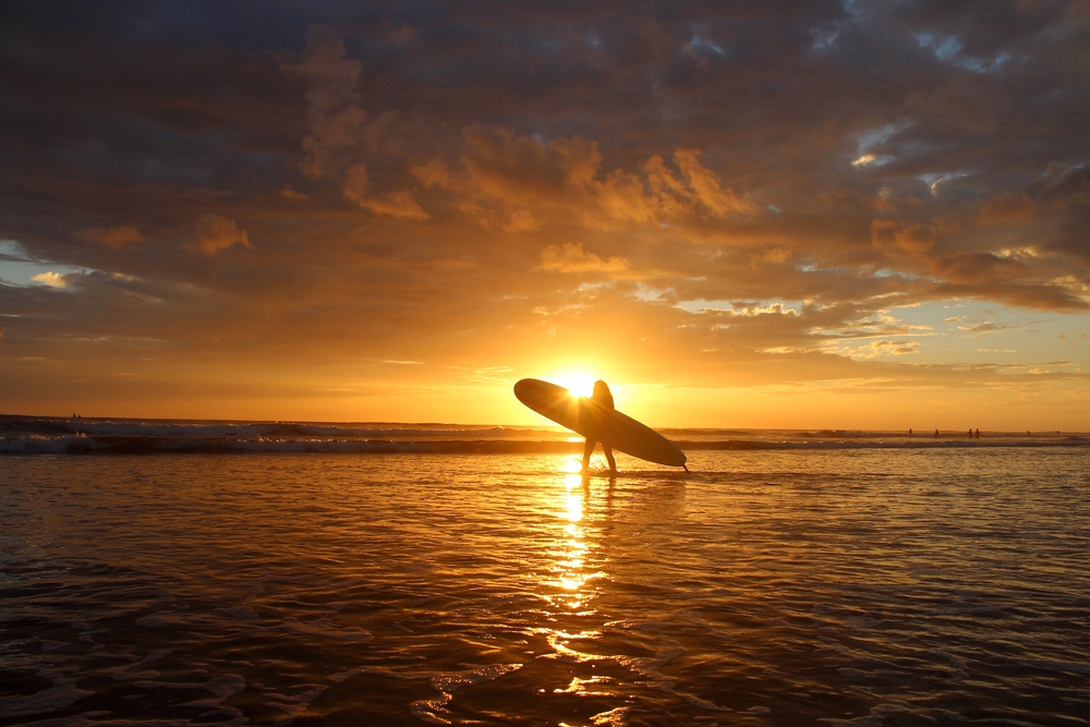 Learn to Surf in Costa Rica!